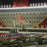 Vojna parada za kraj kongresa Radničke partije Severne Koreje (FOTO) 6