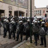 Briselska policija uhapsila 300 demonstranata protiv oštrih mera 12