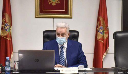 Vlada Crne Gore: Brnabić već mesec dana ignoriše poziv 9