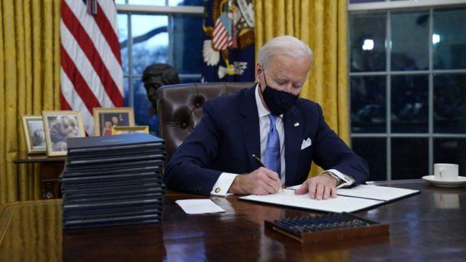 Bajden potpisao ukaze u vezi s klimom, SZO, pandemijom, imigracijom 5