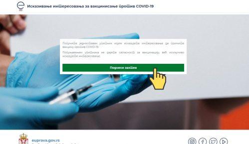 Jovanović: Prijava za vakcinaciju preko kol centra od 8 do 20 časova, sigurnije preko portala 4