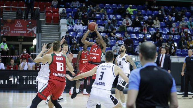 Partizan ostao na minus sedam protiv Lokomotive 1