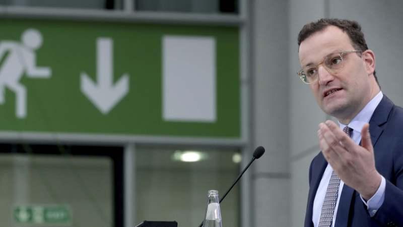 Nemački ministar: Građani ne mogu da biraju vakcinu 1
