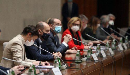 Krizni štab: Nema popuštanja protivpandemijskih mera 7