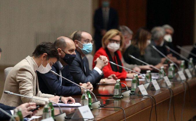 Krizni štab jednoglasno odlučio da nema popuštanja mera 5