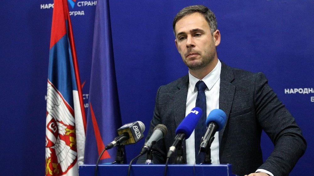 Aleksić (Narodna stranka): Vučićev režim okrvavio ruke u saradnji sa mafijom 1
