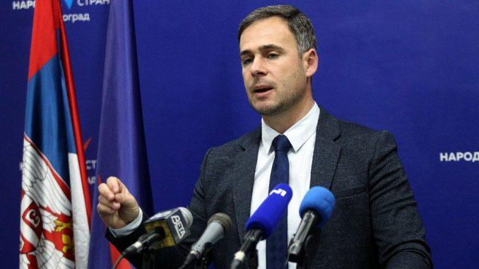 Aleksić: Vučić je sudija koji saopštava presude na televiziji 5