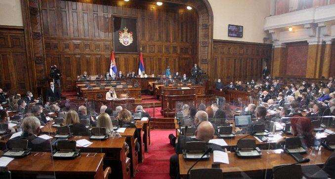 U Skupštininastupila pauza jer ministar Momirović nije došao na vreme 5