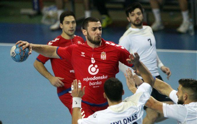 Nastavljen niz dobrih partija, Srbija ubedljiva protiv Grčke 4
