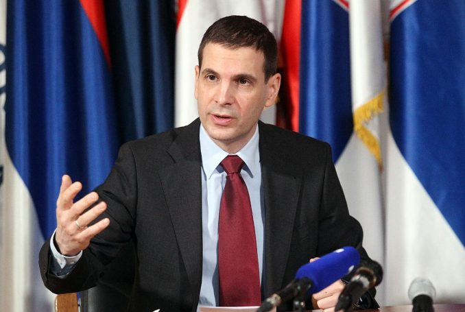 Jovanović predstavnik DSS na pregovorima vlasti i opozicije 1