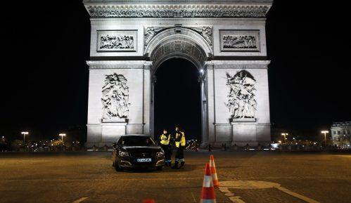 Počinje pooštren policijski čas za šest miliona Francuza 3
