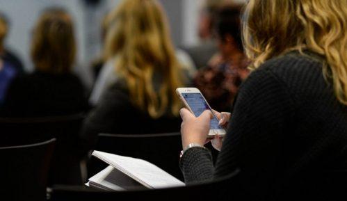 Slanje mejlova na dnu liste aktivnosti građana Srbije na internetu u 2020. godini 7
