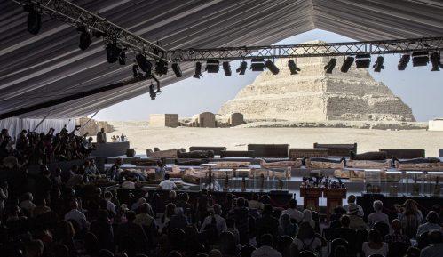 Egipat: Nova arheološka otkrića u Sakari 1