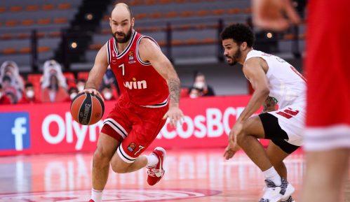 Košarkaši Olimpijakosa pobedili Bajern 12