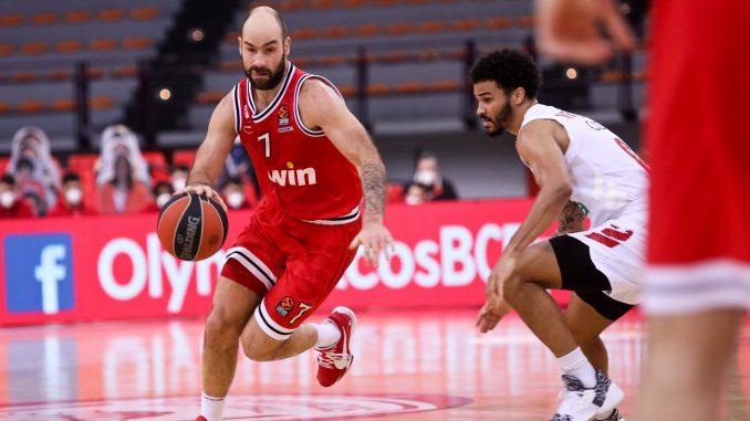Košarkaši Olimpijakosa pobedili Bajern 5