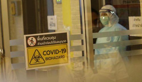 SZO: U Evropi opada broj slučajeva zaraze korona virusom, broj umrlih i primljenih u bolnice 11