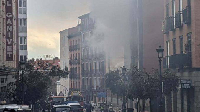 Od eksplozije u stambenoj zgradi u Madridu poginule četiri osobe (VIDEO) 4