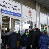 Nikodijević: Od 9. februara kreće revakcinacija stanovništva 13