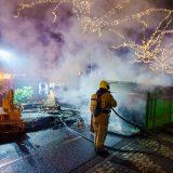 Opet protesti i neredi širom Holandije, vodeni topovi u Roterdamu 14