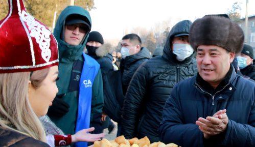 Žaparov jedini ima šanse da pobedi u Kirgistanu 8
