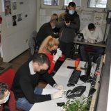 Za dva dana volonterima kol centara prijavilo se 2.630 starijih Beograđana za imunizaciju 7