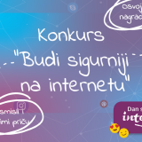Nagradni konkurs za osnovce povodom Međunarodnog dana sigurnijeg interneta 2