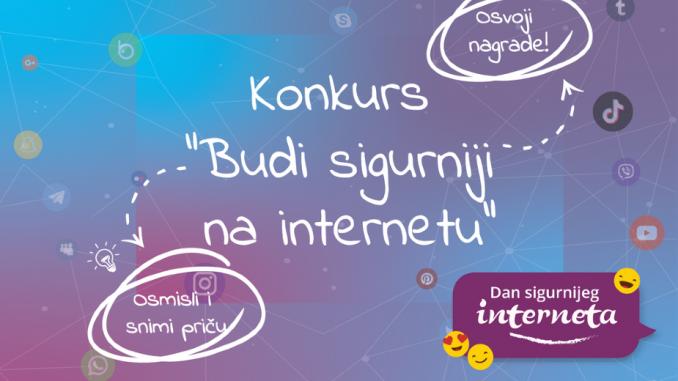 Nagradni konkurs za osnovce povodom Međunarodnog dana sigurnijeg interneta 1