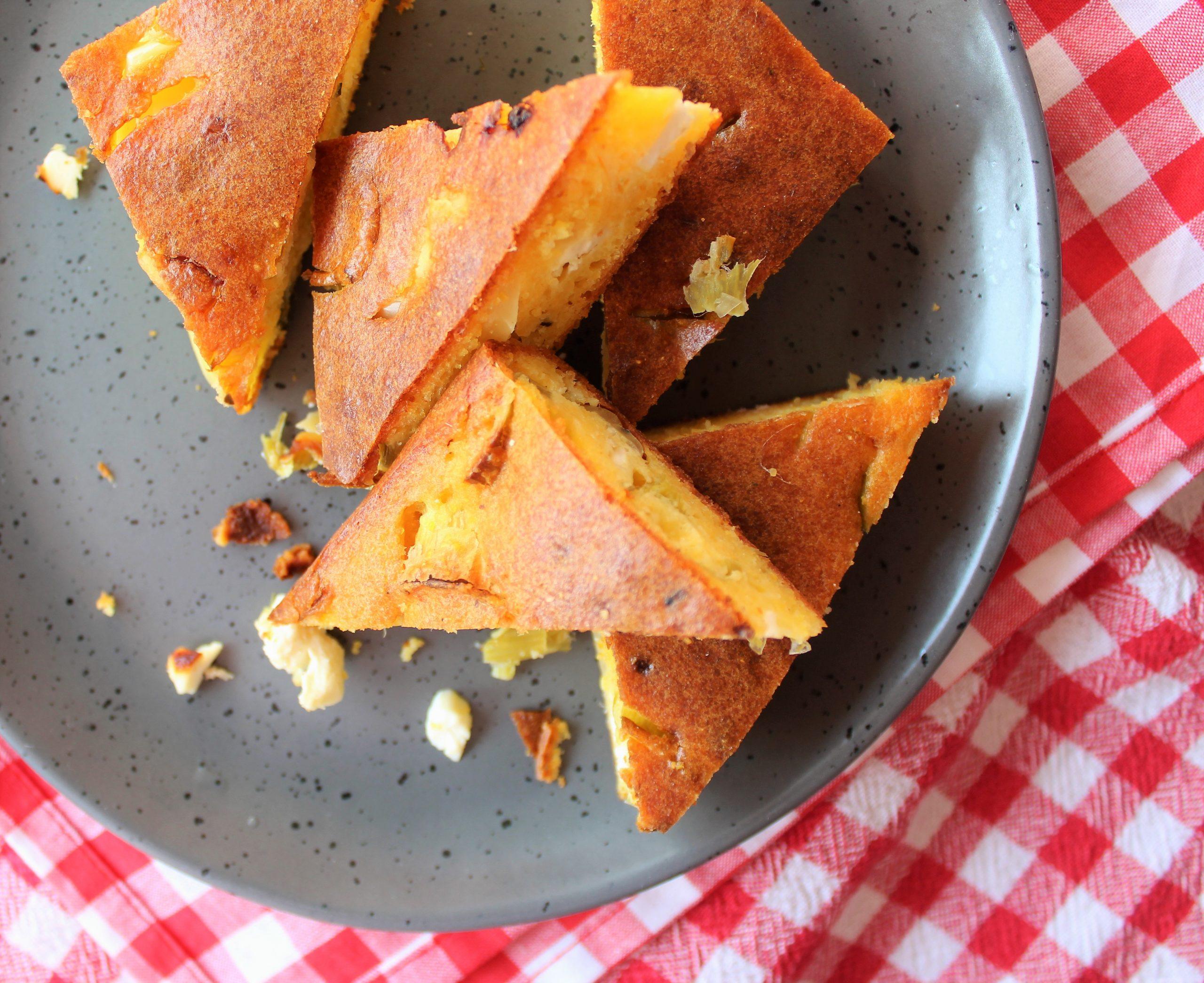 Recept nedelje: Kukuruzna pita 2