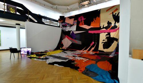 Izložba nagrađenih radova sa ULUS-ovih izložbi 2020. godine u Galeriji ULUS 1