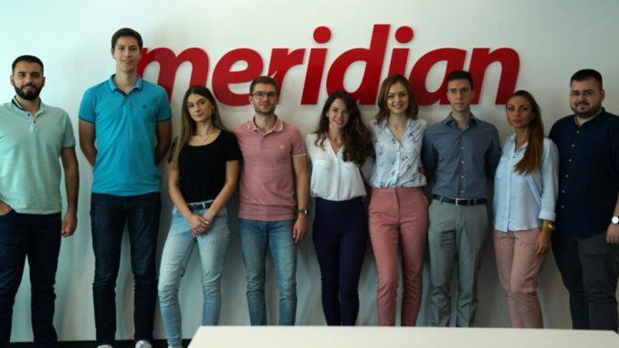 Tim koji pobeđuje – Kompanija Meridian stipendijama podržala genijalce 5