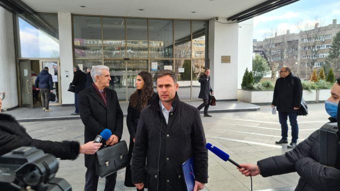 Aleksić: Sud upregnut da donese presudu za Andreja Vučića naručenu iz vrha režima 1
