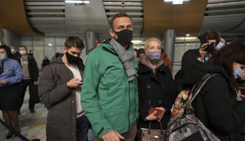 UN traže hitno oslobađanje Navaljnog 14