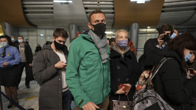 Leh Valensa predložio Navaljnog za Nobelovu nagradu za mir 4