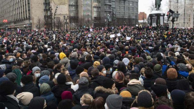 Vlasti krive TikTok i SAD zbog marša na Kremlj 5