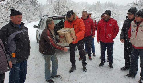 Privredna komora Srbija uručila pomoć ugroženim građanima na jugu Srbije 1