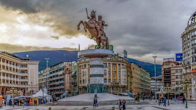 Dojče vele: Makedonski poslovi jednog Bavarca 1