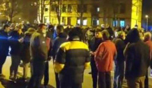 Niš: Novi protest zbog saobraćajne nesreće (VIDEO) 11