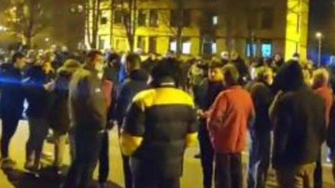Niš: Novi protest zbog saobraćajne nesreće (VIDEO) 1