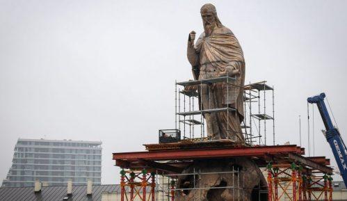 Autor spomenika Stefanu Nemanji: Od početka je bio mač 1
