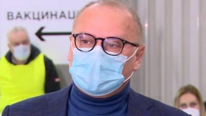 Vesić: Rudan imala pravo da se vakciniše jer ima ugovor sa Ateljeom 212 5