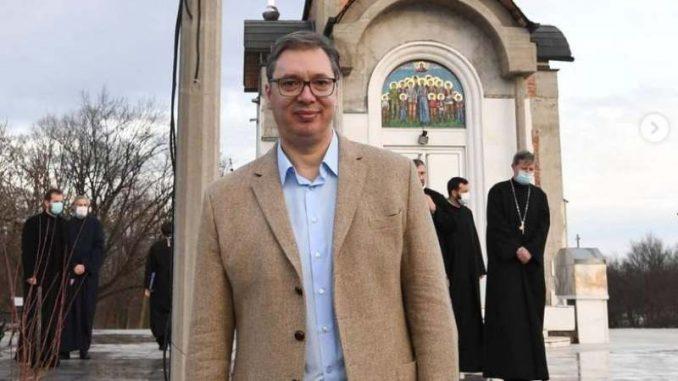 Vučić: Ne mogu da komentarišem aferu Aleksić, ali nema odvratnijeg od takvog nedela 15