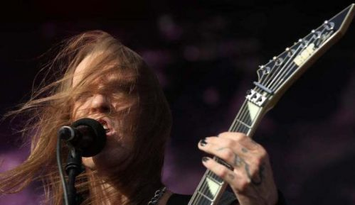 Preminuo Aleksi Lajho, frontmen finske metal grupe Čildren of Bodom 5