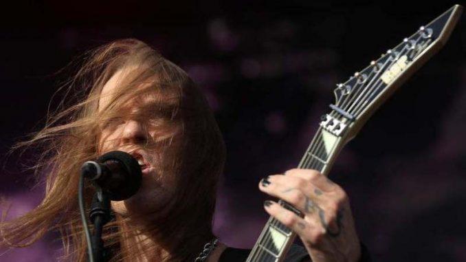 Preminuo Aleksi Lajho, frontmen finske metal grupe Čildren of Bodom 1