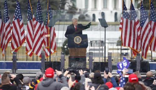 Tramp rekao okupljenim pristalicama da nikad neće priznati poraz 3