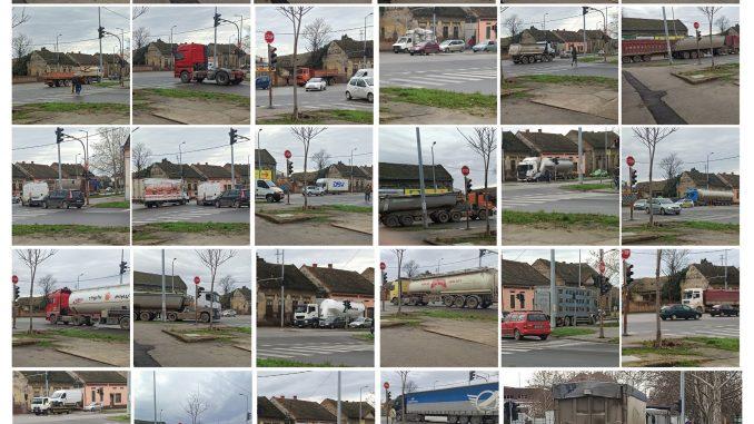 Zrenjaninci broje kamione, mere zagađenje, traže obilaznicu 1