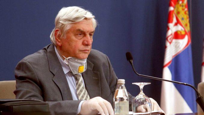 Tiodorović: Srbija je u produženom trećem talasu pandemije 5