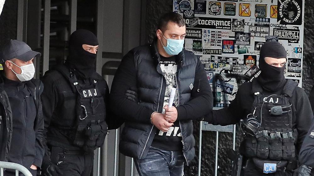Viši sud produžio pritvor Veljku Belivuku i njegovoj grupi 1