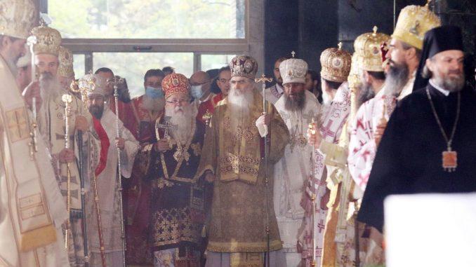 """Sinod SPC odustao od smeštaja vladika u hotelu """"Hilton"""" 1"""