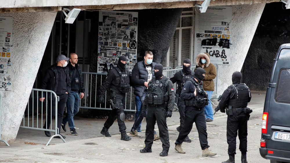 Od čuvanja Vučića na inauguraciji do hapšenja za ubistva 1