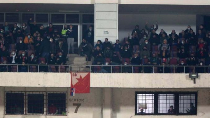 FK Crvena zvezda osudila uvrede Ibrahimoviću 4